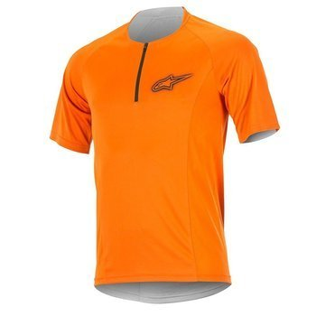 Koszulka Alpinestars ROVER 2 bright orange-dark shadow 1764617-49