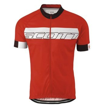 Koszulka Scott ENDURANCE 30 s-sl classic red black