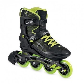 Łyżworolki Powerslide Phuzion PHU Epsilon Men black/green