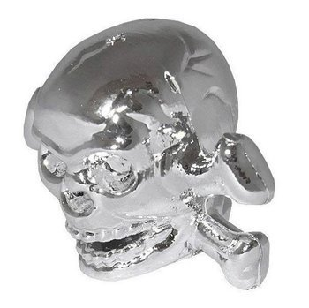 Nakrętka zaworu dętki NZ KL trupia czaszka
