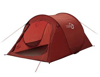 Namiot 2-osobowy Easy Camp Fireball 200 - red