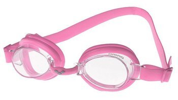 Okulary Arena Bubble jr III bubble pink