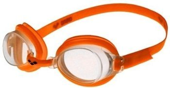 Okulary Arena Bubble jr III orange