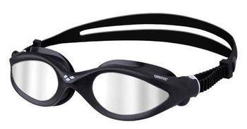 Okulary Arena IMAX mirror black-silver
