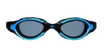 Okulary Arena NIMESIS X-FIT turquoise-smoke-black