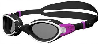 Okulary Arena nimesis woman smoke/black/fuchsia