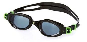 Okulary Speedo FUTURA plus JR green/smoke