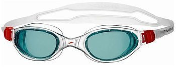Okulary Speedo FUTURA plus red/smoke