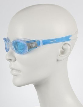 Okulary Speedo Futura biofuse clear-blue 8012320486
