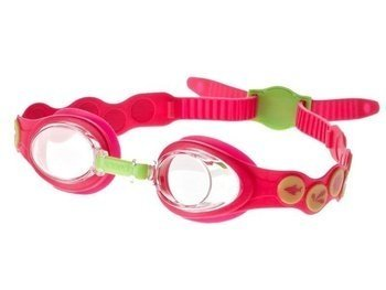 Okulary Speedo SEA SQUAD spot junior pink