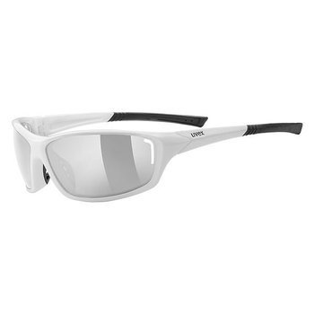 Okulary UVEX SGL 210 white-black