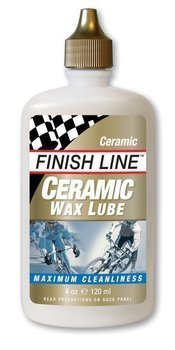 Olej Finish Line CERAMIC WAX LUBE  parafinowy 120ml butelka