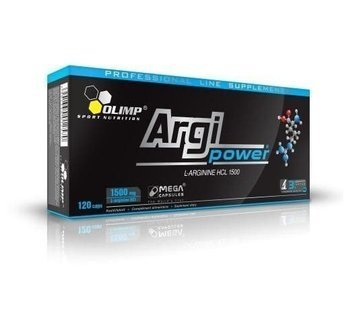 Olimp - Argi Power 120 kapsułek