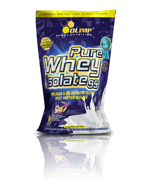 Olimp - Pure Whey Isolate 95 600g zip czekolada
