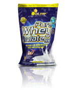 Olimp - Pure Whey Isolate 95 600g zip truskawka
