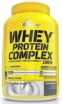 Olimp Whey Protein Complex 1800g cookies cream