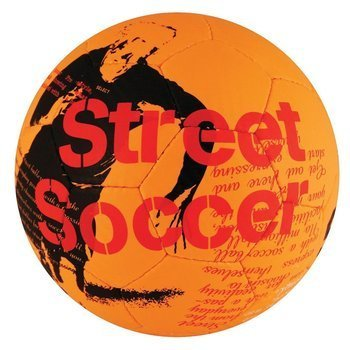 Piłka halowa Select Street soccer orange