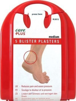 Plastry na pęcherze Care Plus Blister Plasters Medium