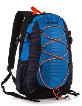 Plecak HI-TEC Pek 18L blue/navy/orange