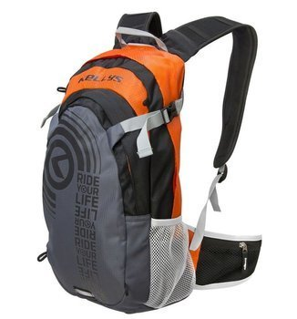 Plecak Kelly's HUNTER grey-orange