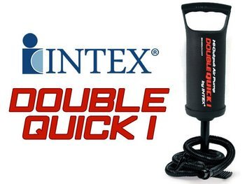 Pompka tłokowa Double Quick I 30 cm INTEX 68612