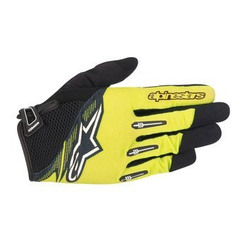 Rękawiczki Alpinestars FLOW acid yellow-black 1562115-547