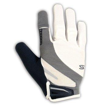 Rękawiczki Serfas ZEN Ful Finger damskie biało-czarne