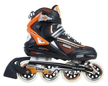Rolki Action PW-149 F orange