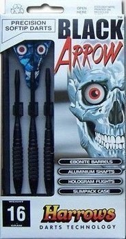 Rzutki HARROWS BLACK ARROWS