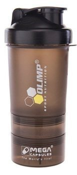 Shaker Olimp Smart Shake Black Label 600ml