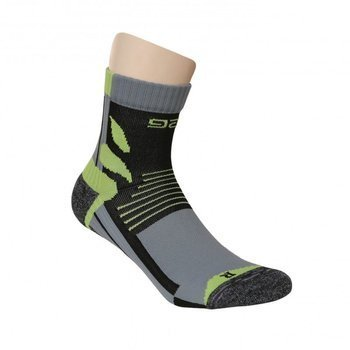 Skarpety Berry Run Socks grey/green