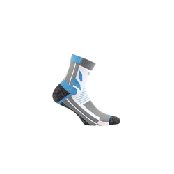 Skarpety Berry Run Socks grey/turquoise