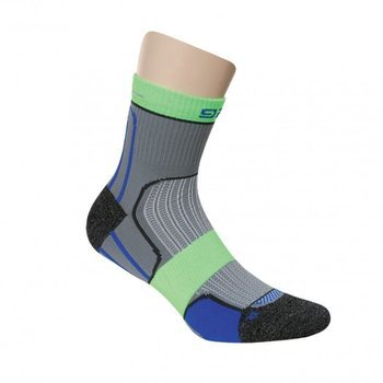 Skarpety Berry Socks Bicycle grey/green