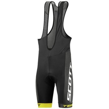 Spodenki Scott BIB RC TEAM black/yellow