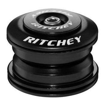 "Stery Ritchey COMP LOGIC ZERO PRESS FIT 46/1 1/8""(28,6mm) Threadless/OD 46mm/black"