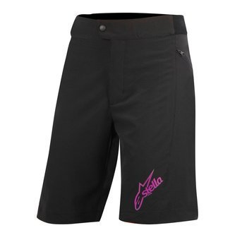 Szorty Alpinestars STELLA PATHFINDER SHORTS black-rose 1735016-1035