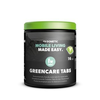 Tabletki do toalety Dometic GreenCare Tabs