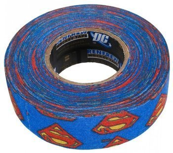 Taśma sportowa Renfrew nadruk Superman 24mm x 18m