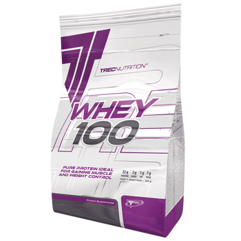 Trec Gold Core whey 100 900g strawberry