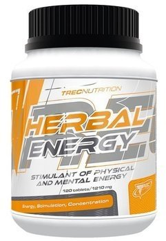 Trec Herbal ENERGY 120 tabletek