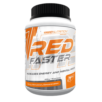 Trec RED FASTER 400g ananas
