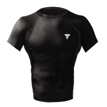 Trec TW Rash 003 short sleeve 003 L black