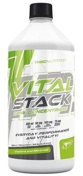 Trec Vital Stack 500ml Juicy Lemonade