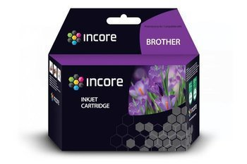 Tusz INCORE do Brother (LC123Y) Yellow 15 ml