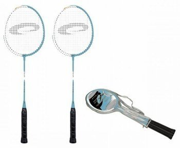 Zestaw Badminton Spokey FIT One blue 83444