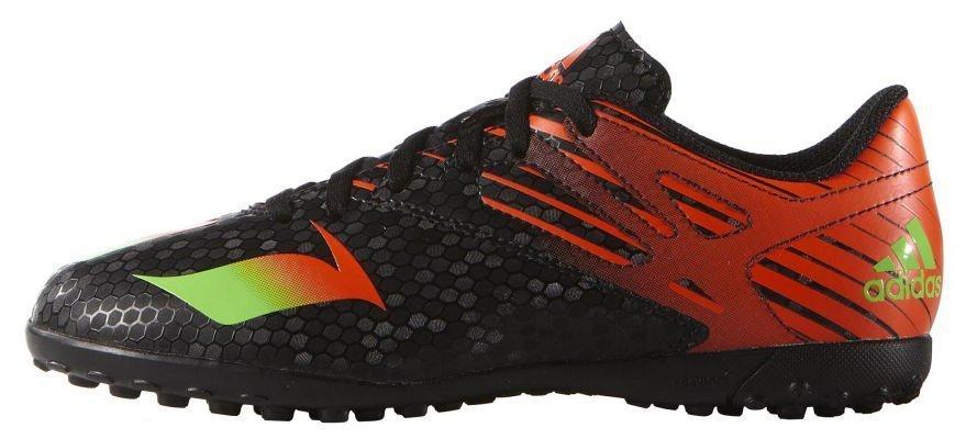 buty skate tanie jak barszcz na wyprzedaży Buty adidas Messi 15.4 TF Jr AF4685