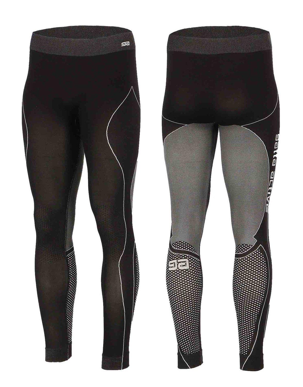 9a27bee29c Gatta active spodnie Thermo Men Basic Fugo czarno - białe ...