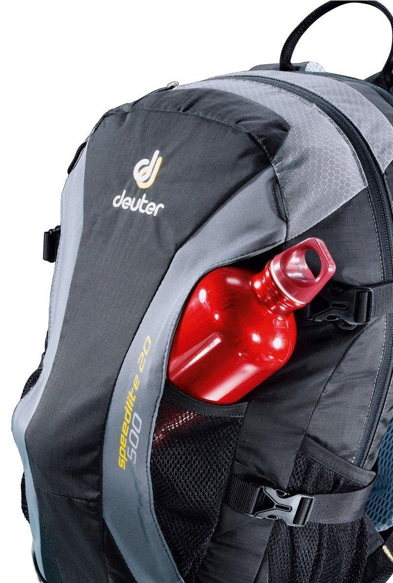 Plecak Deuter Speed Lite 20 Czarno Granitowy Internetowy