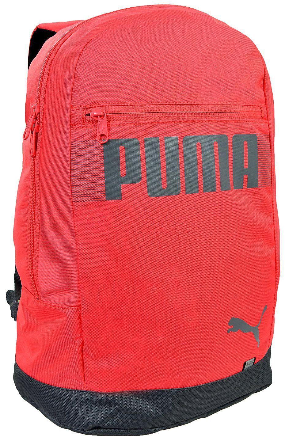 63d7aa604f071 Plecak Puma pioneer malinowy  Plecak Puma pioneer malinowy ...