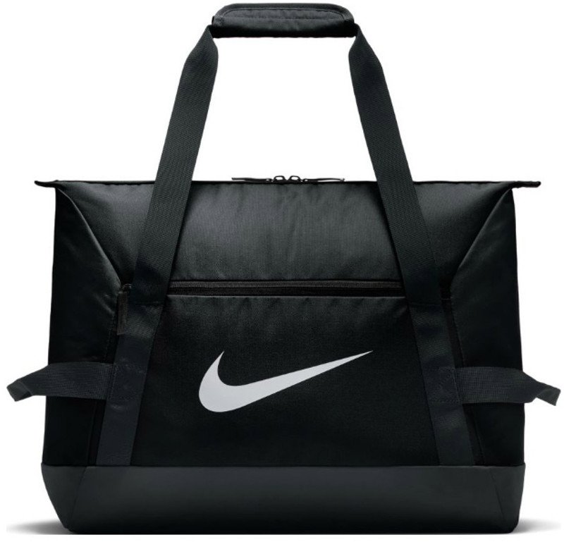 3ee853c05653e ... Torba Nike BA5504-010 czarno-biała ...